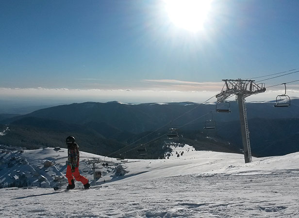 Ranca Mountain Resort